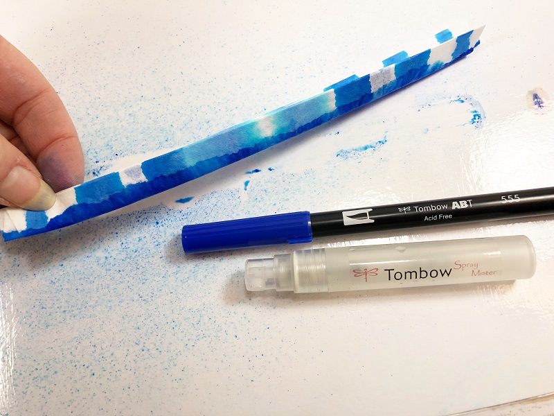 1135b8e0fe59 Tutorial featuring four ways to tie dye with Dual Brush Pens