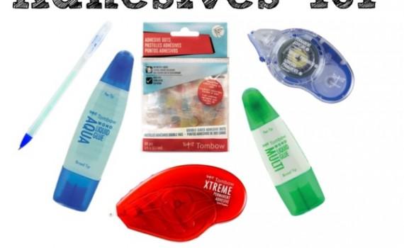 Adhesives 101