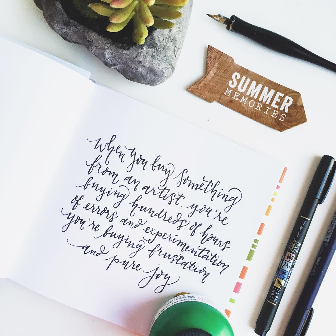 Asyera Guempel Lettering2