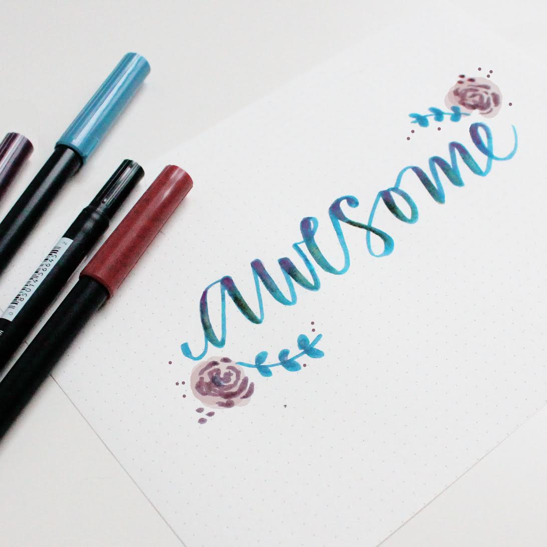 Guest Designers Archives Tombow Usa Blog