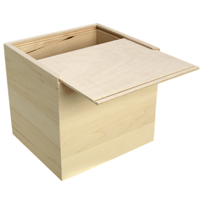 Basswood-Craft-Card-Keeper-Box-38365