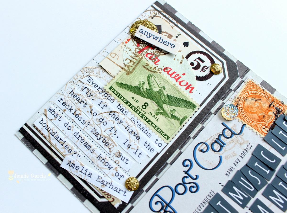 Cassette Mail Art-002