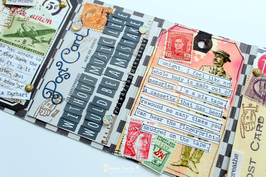 Cassette Mail Art-003