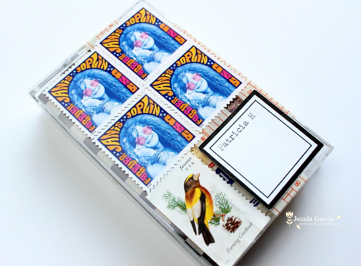 Cassette Mail Art-006