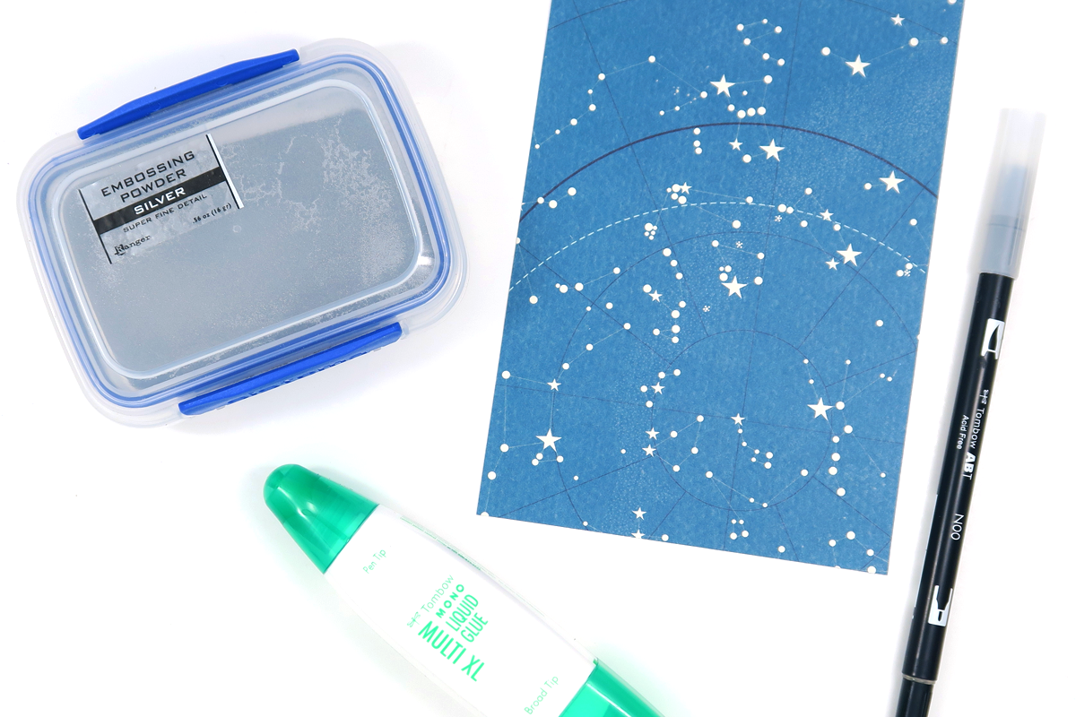 best adhesives for card making tombow usa blog