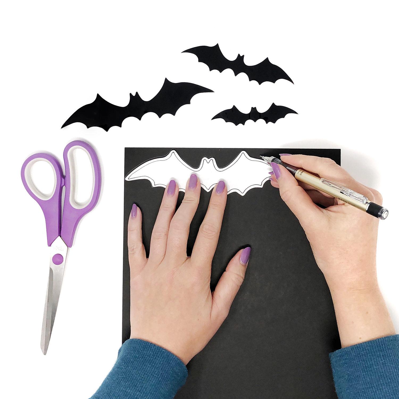 Diy Halloween Decorations Tombow Usa Blog