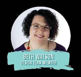 Tombow Design Team Member Beth Watson