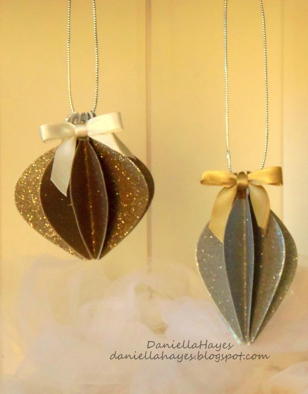 Daniella Hayes Ornaments 1