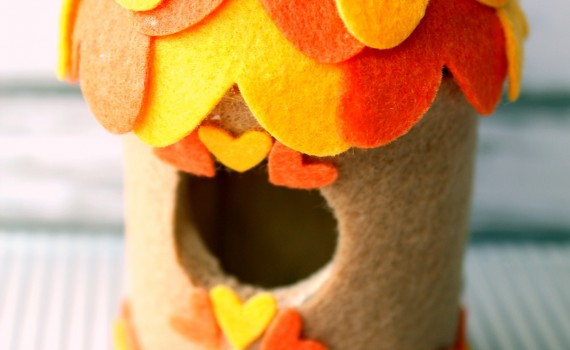 Fall Bird House-003