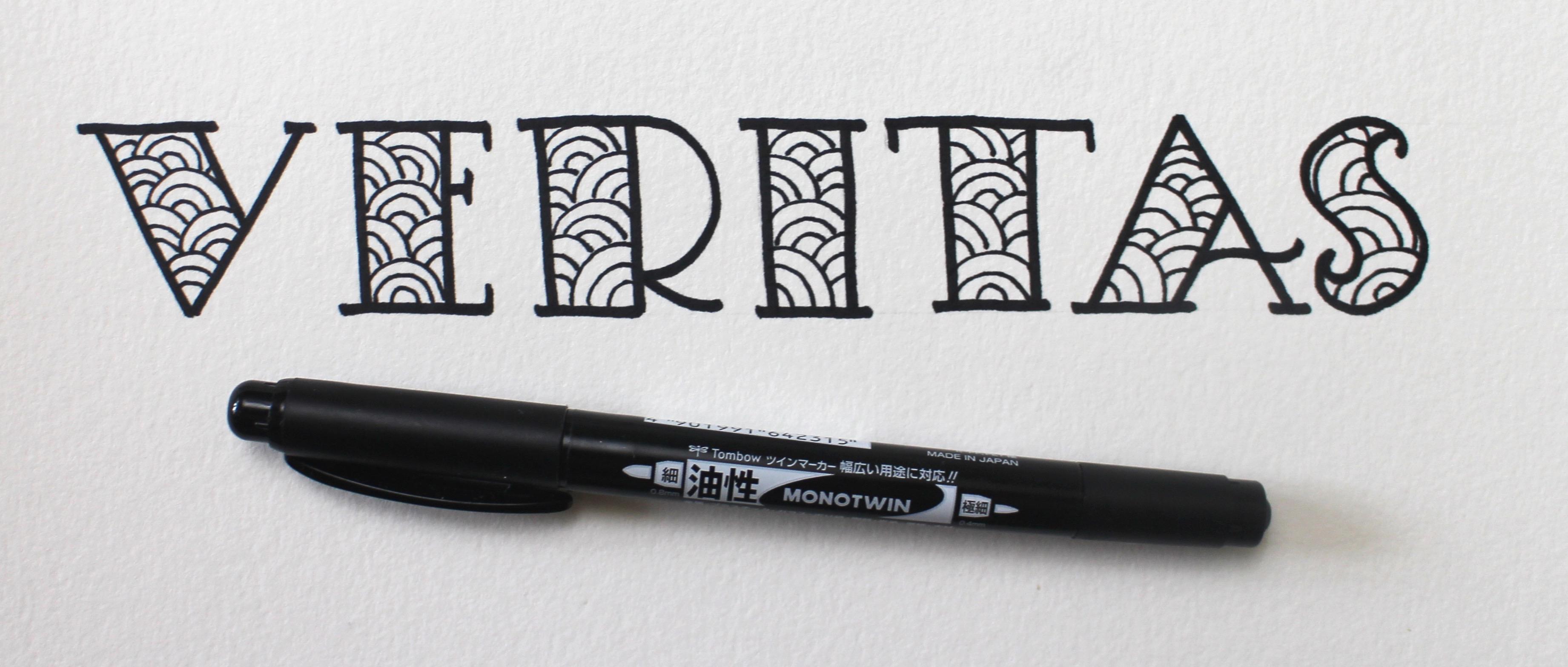 lettering Lesson Plan