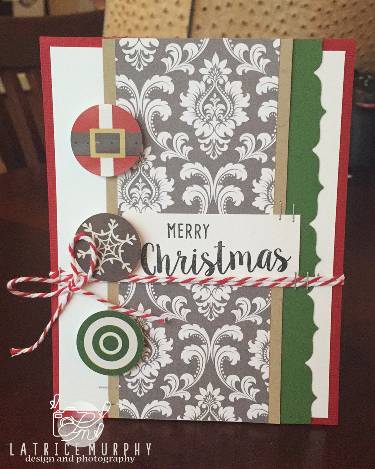 Create a Christmas Card in 6 Easy Steps - Tombow USA Blog