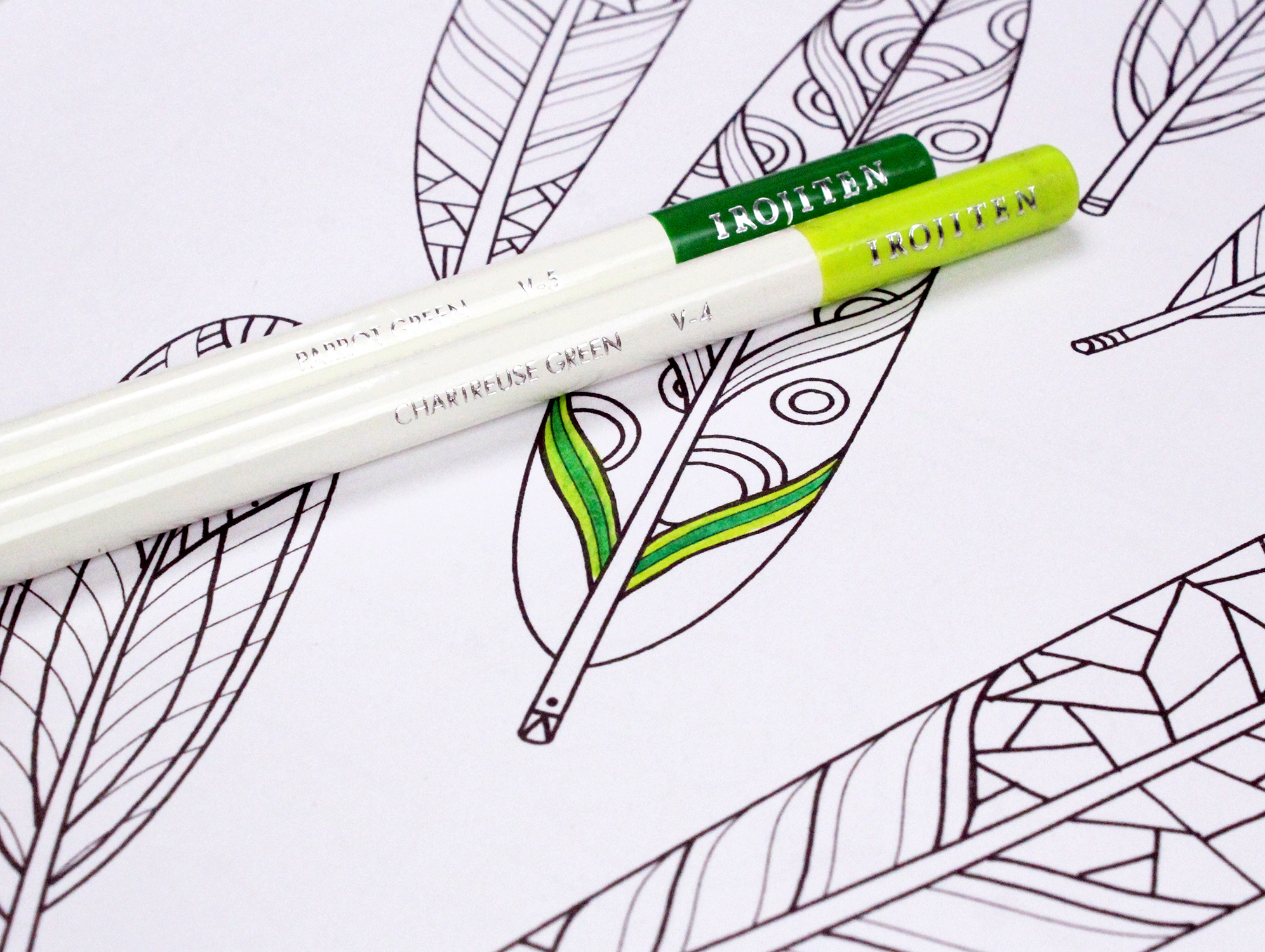 5 Color Combinations to Use with Colored Pencils - Tombow USA Blog