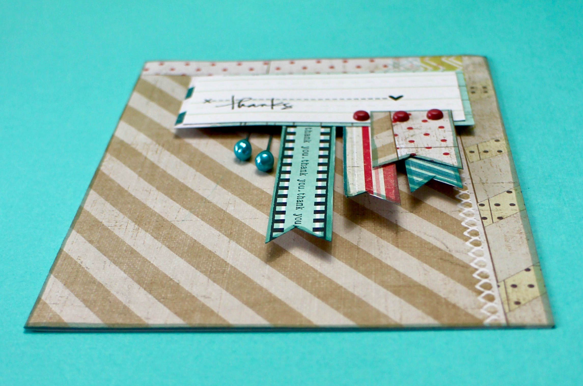Pick the perfect adhesive - Tombow Foam Tabs