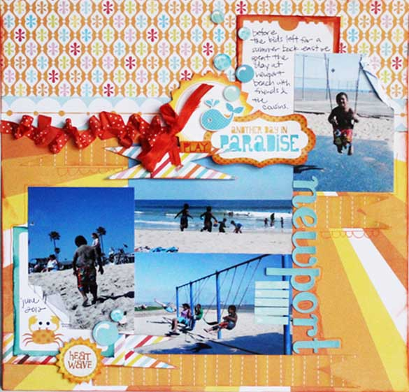Newport Beach Layout -Jennifer Priest