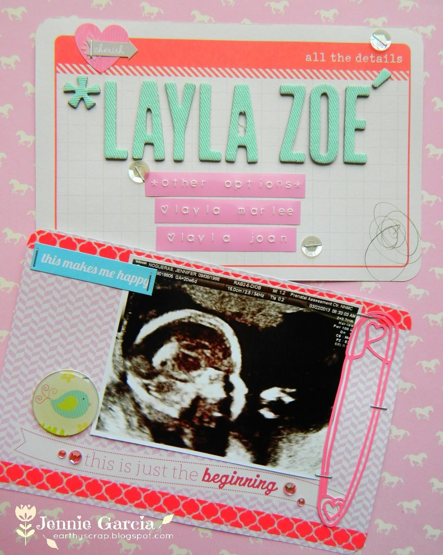 Project Life Baby Album3