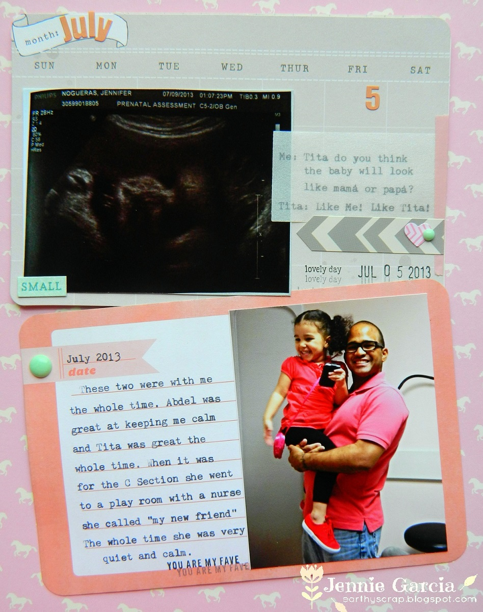 Project Life Baby Album7