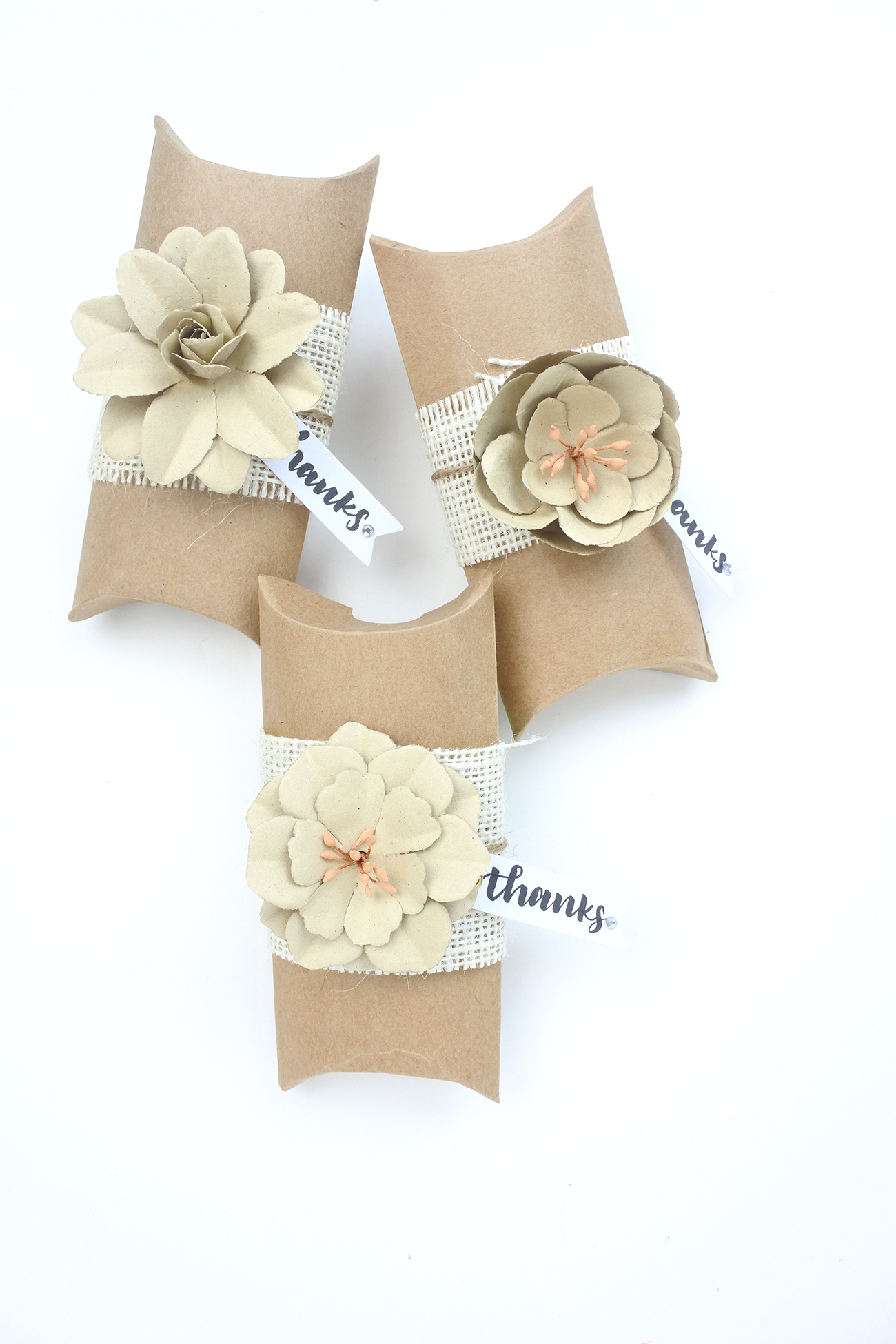 Rustic Wedding Party Favors - Tombow USA Blog