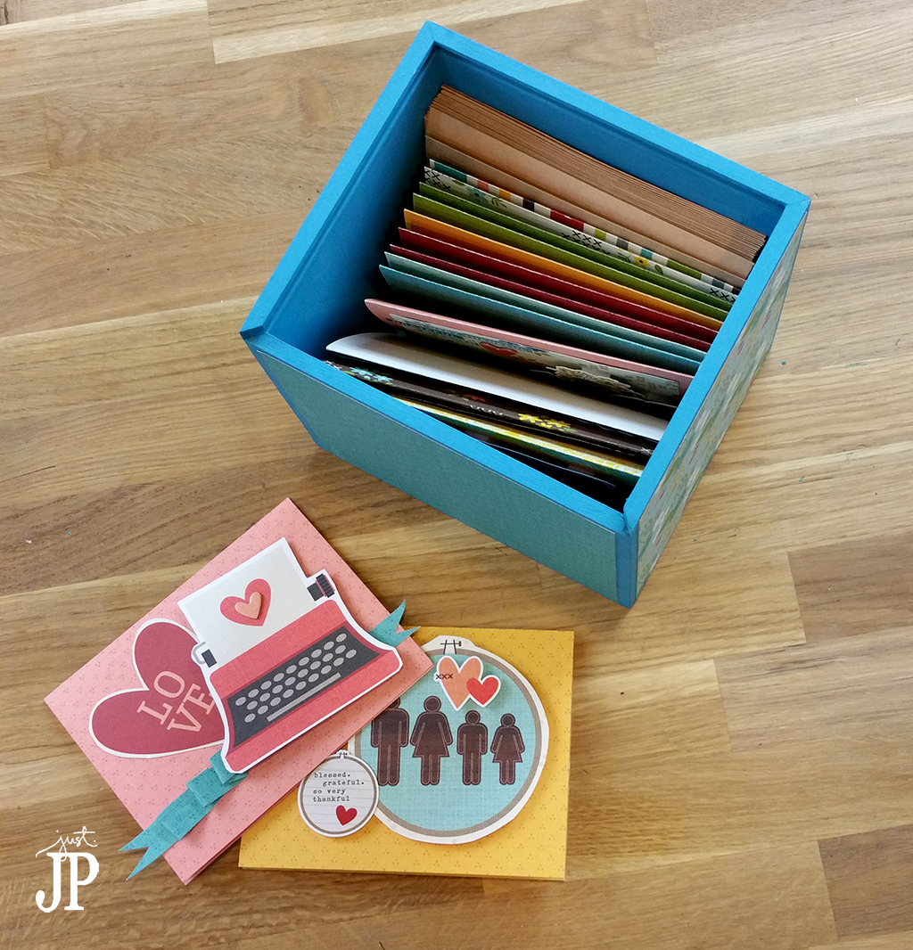 Simple Stories Card BOX Gift