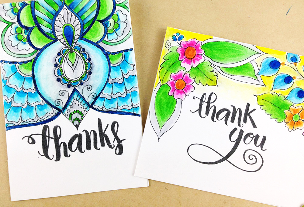 How To Choose Colorful Combinations With Your Tombows Tombow Usa Blog