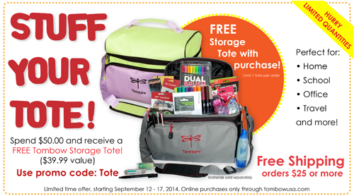 Stuff your Tote Promotion Web Banner_770 x 429