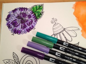 TOMBOW MAY FLOWERS 1