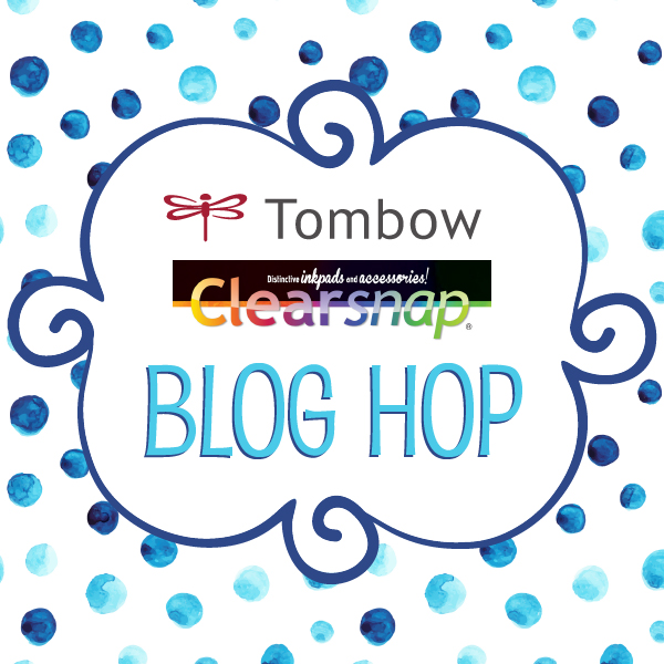 Tombow-Clearsnap-Hop