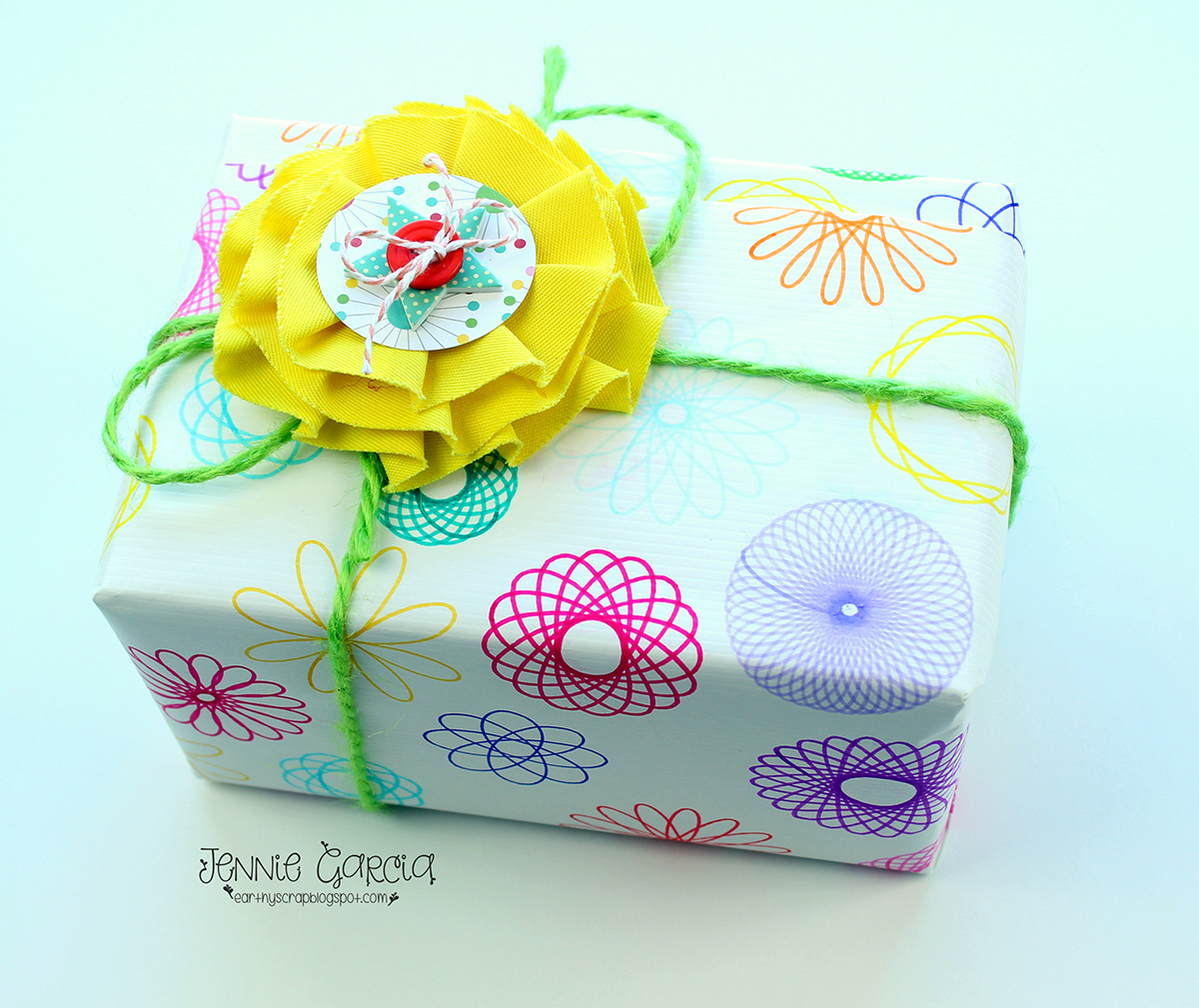 Tombow gift wrapping