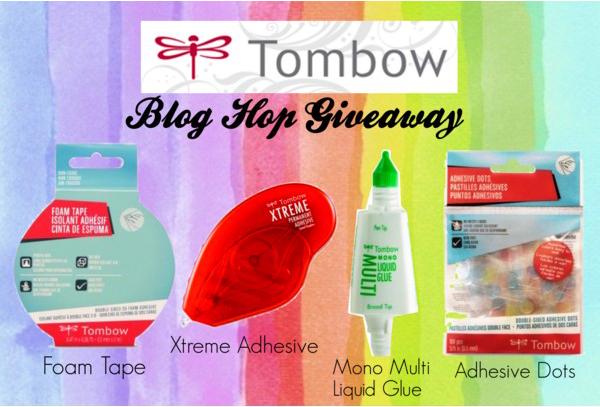Tombow PLS Blog Hop Prize1
