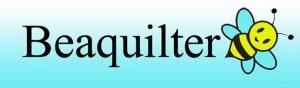 beaquilter logo w bee