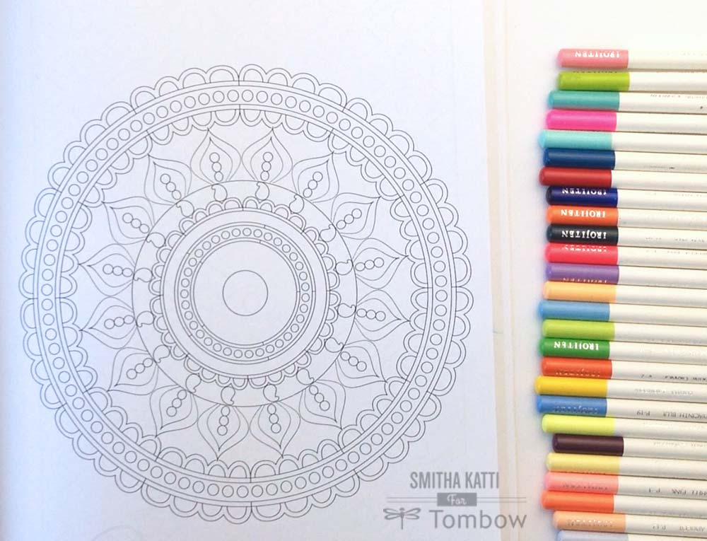 Coloring with Irojiten Color Pencils - Tombow USA Blog