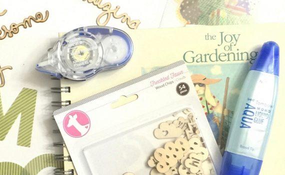 Garden Journaling Featuring Freckled Fawn