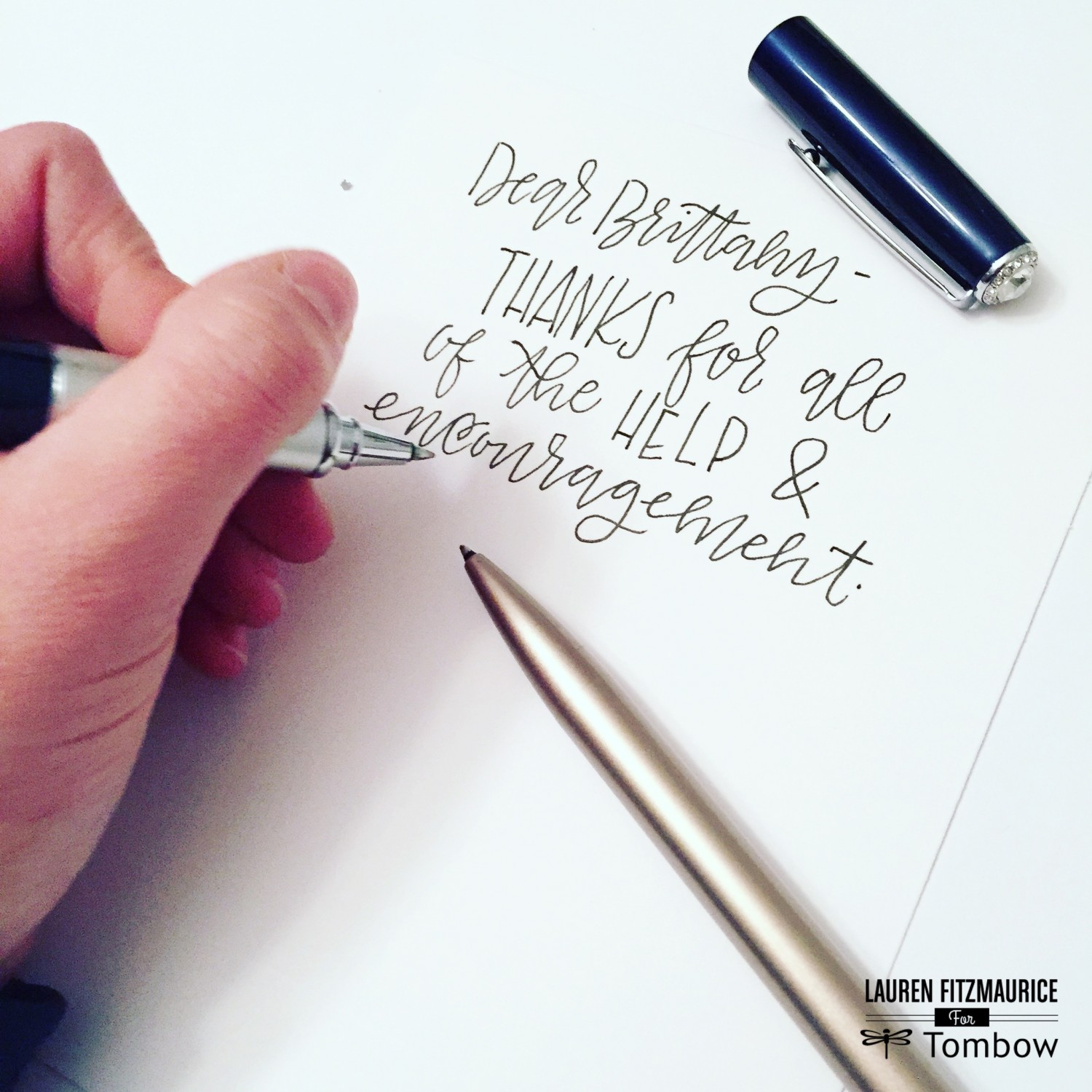 Tombow Top 10 Products Every Letterer Needs Now By