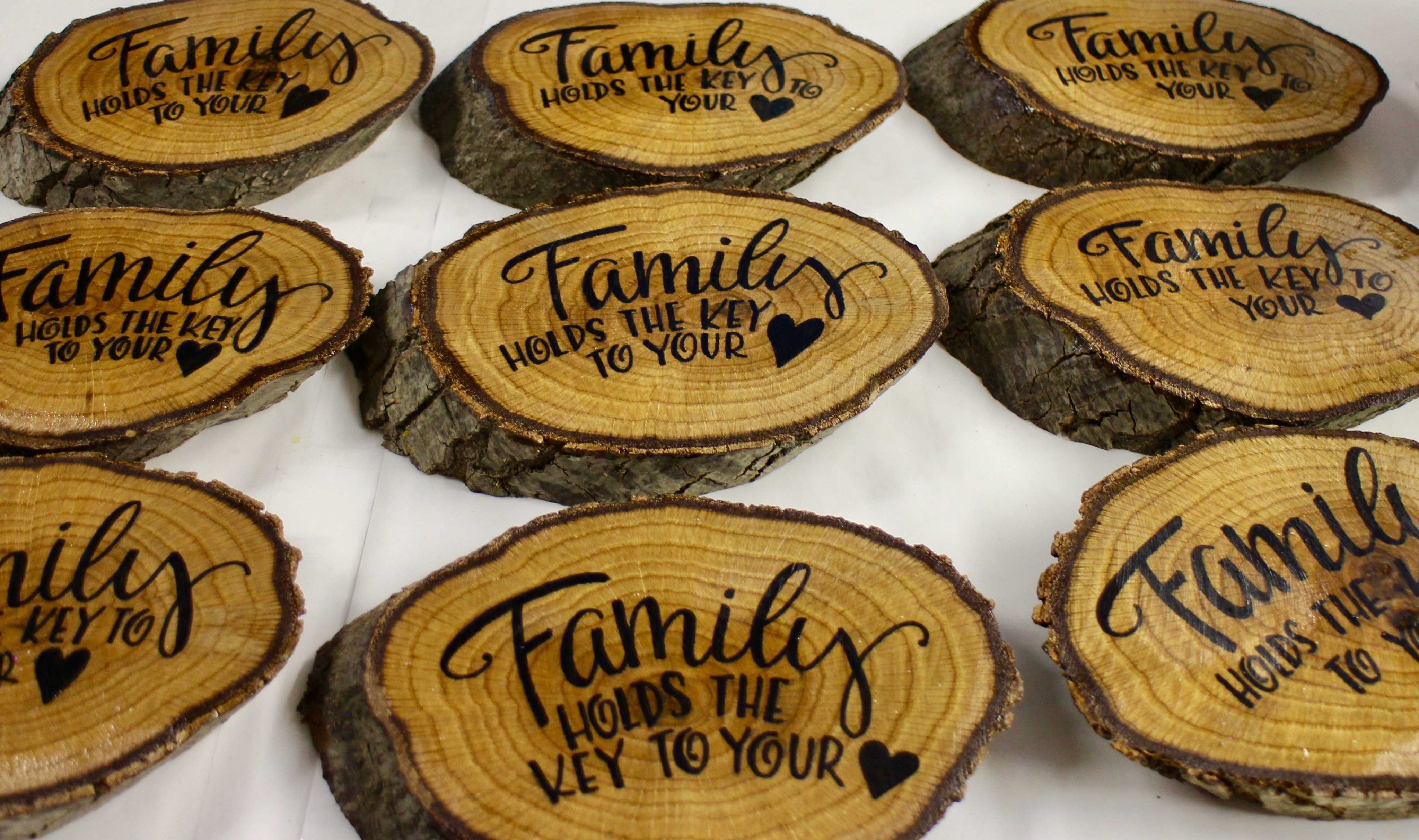 Lettering On Wood What You Need To Know Tombow Usa Blog