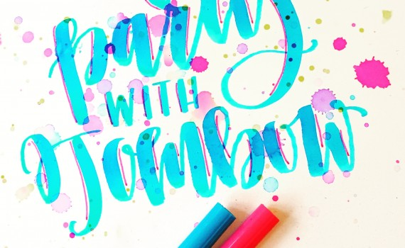 party with tombow 1