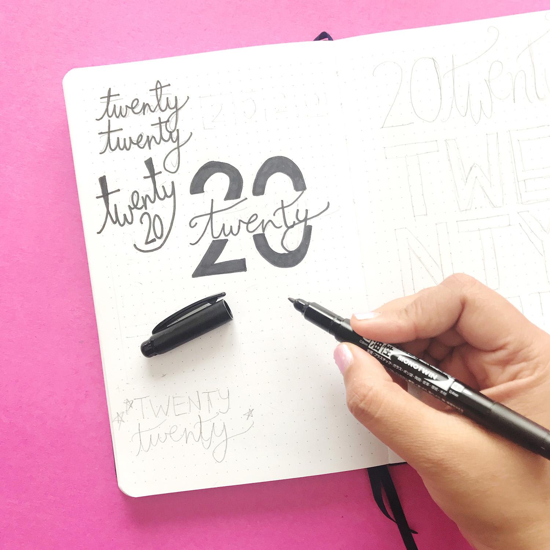 Ten Ways to Write 2020 - Tombow USA Blog