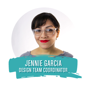Tombow Design Team Coordinator Jennie Garcia